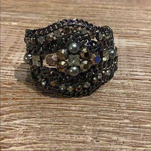 Stella & Dot statement bracelet